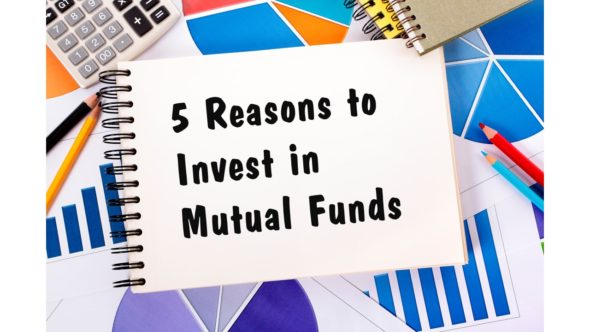 5 reasons why you should start investing in mutual funds in India