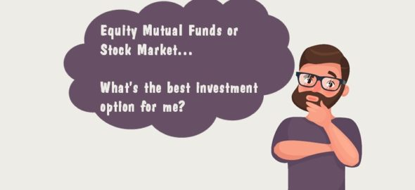 Investing Money in Mutual Funds or Stock Market – What's the better investment?